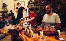 Moychay tea tasting meeting in tea culture club 2 mar 2019 23