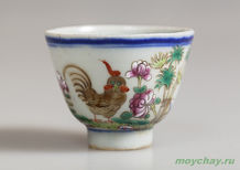 Antique cup # 893 hand-painted 60 ml