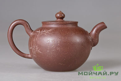 Teapot Yixing clay # 1530 260 ml