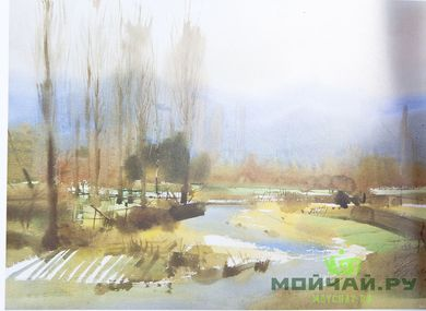 DUO YUN XUAN Oil Painting Shanghai December 2013 # 101