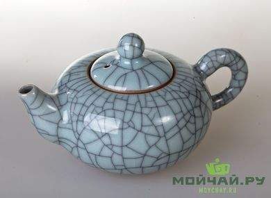 Teapot ice crack porcelain # 2507 250 ml