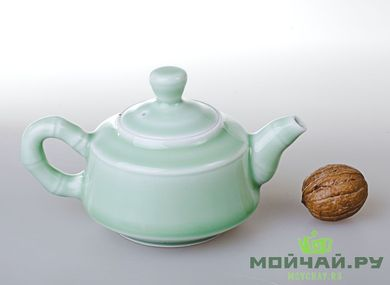 Teapot porcelain # 2521 200 ml