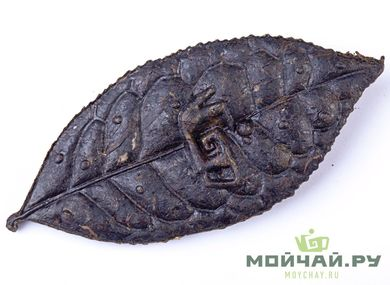 "Da Hong Pao compressed as a tea leaf ""MoyChayru"" 20 g"