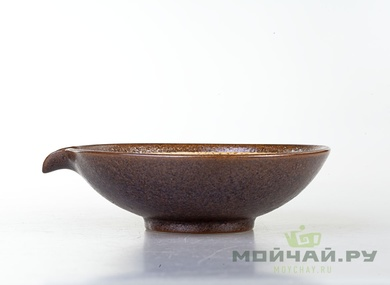 Tea boat # 10 clay