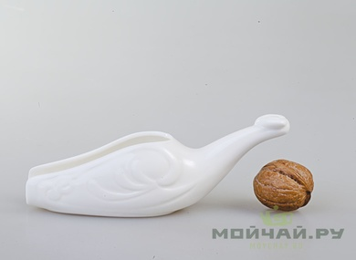 Tea scoop # 3 porcelain 15x45x45 cm