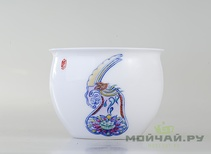 Cup #2726 porcelain hand painting 115 ml
