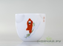 Cup #  2728 porcelain hand painting 105 ml