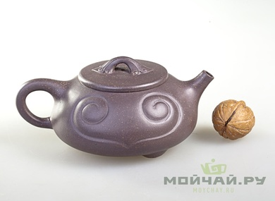 Teapot Yixing clay # 3053 280 ml
