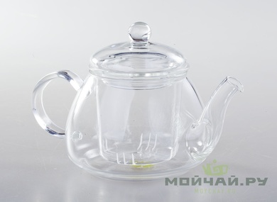 Tea kettle glass # 3261 350 ml
