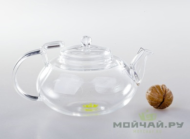 Tea kettle glass # 3264 400 ml