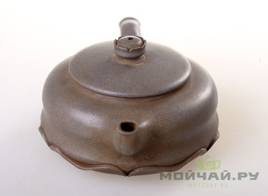 Teapot Yixing clay # 3410 296 ml