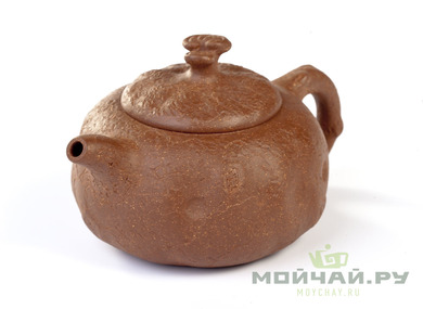 Teapot Yixing clay # 13315 200 ml