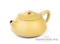 Teapot Yixing clay # 3663 80 ml