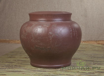 Tea caddy # 238 clay 50*45 cm