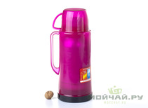 Thermos with glass flask # 18 17 l