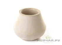 Vessel for mate kalabas clay # 159 135 ml