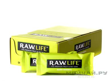 RAW LIFE Lime-Ginger