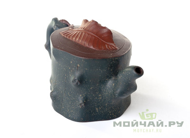 Teapot Yixing clay # 4025 225 ml