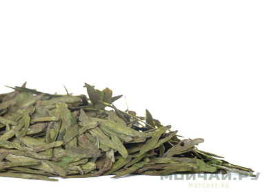 Green Tea Meng Ding  Long Jin SHQ 2017