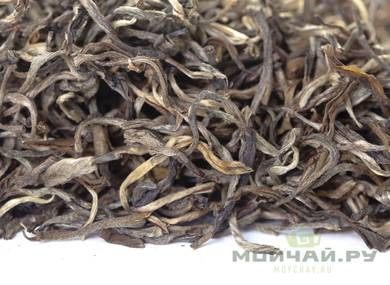 Loose Leaf Raw Puer Nannuo Qiao Mu Lao Cha 2008 Aged Puer