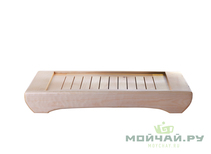Handmade tea tray # 16596 wood