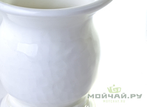 Vessel for mate kalabas # 16618 porcelain 100 ml