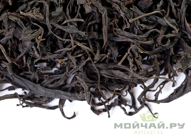 Georgian organic red tea from Adjara 2017