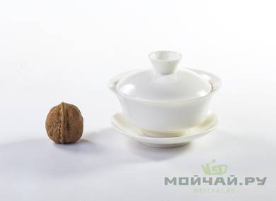 Gaiwan # 16715 porcelain 115 ml