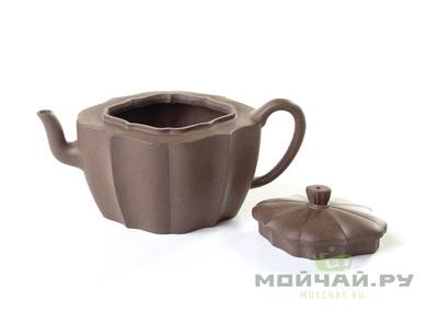 Teapot # 17142 yixing clay 215 ml