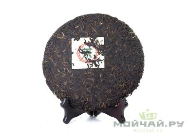 Exclusive Collection Tea Zhong Cha «Green Seal» 2003 400 g