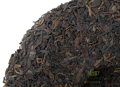 Exclusive Collection Tea Zi Tian recipe 7532 «Purple Sky» 1995 390 grams