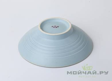 Tea Plate # 17888 porcelain Japan 740 ml