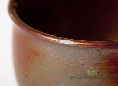 Cup # 18366 ceramic wood firing 84 ml