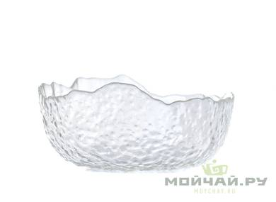 Tea boat # 19366 glass 1088 ml