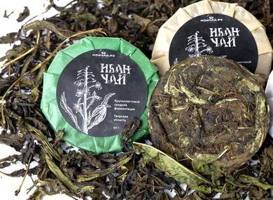 Willow-herb black pressed 50 g