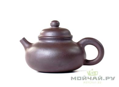 Teapot # 19698 yixing clay 264 ml