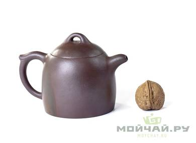 Teapot # 19666 yixing clay 316 ml