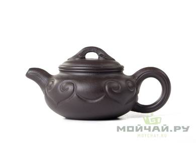 Teapot # 19891 yixing clay 95 ml