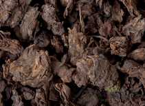 Loose Leaf Ripe Puer  Yongde Dashu Lao Cha Tou 2015 Aged Puer