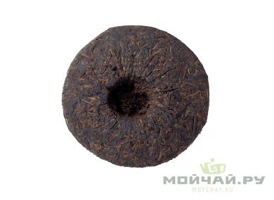 Ripe Puer Menghai Gongting Cha Moychaycom 2015 picking pressed 2017 100 g