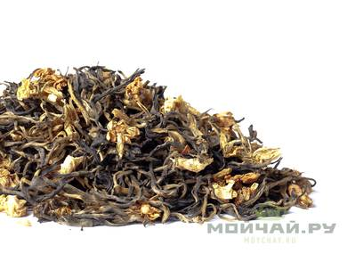 Red Tea Moli Hua Shaiqing Hong Cha red tea with Jasmin flowers