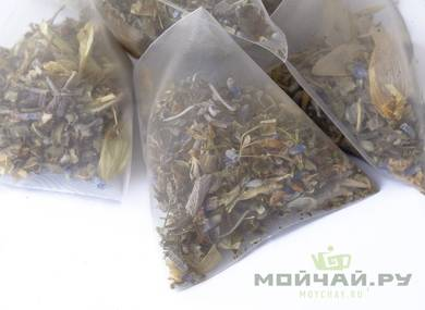 "Herbal collection ""Calming"" In piramid packs"