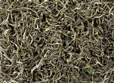 Green Tea Yunnan Yin Si SHQ Yunnan silver yarn the highest grade 2018