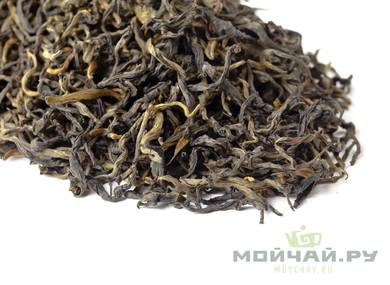 Black Tea Red Tea Lincang Shaihong Cha Sun-dried red tea from Lincang Spring 2018