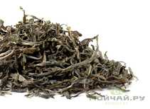 Loose Leaf Raw Puer Fengqing Dashu Shaiqing Sheng Cha Sheng Puer from the Big Tea Trees of Fengqing County