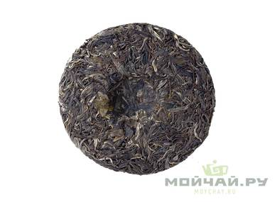 Jingmai Gushu Sheng Cha Raw Puer from the ancient tea trees of Jingmai Mountain Moychaycom Spring 2018 200 г