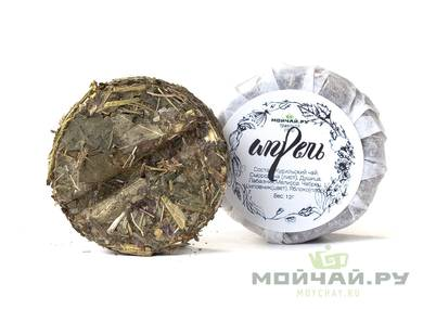 "Herb Tea Pressed ""April"" 12 g"