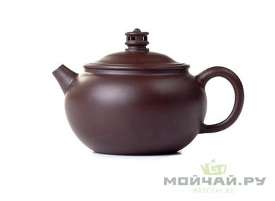 Teapot Moychaycom # 20227 yixing clay 215 ml