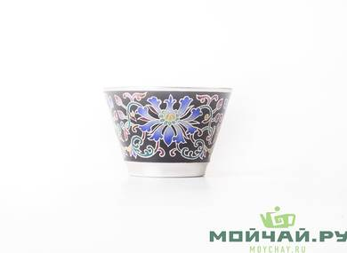 Сup # 20320 Jingdezhen porcelain hand painted 94 ml