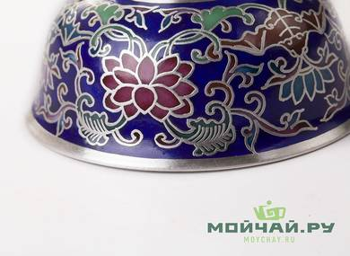 Сup # 20327 Jingdezhen porcelain hand painted 82 ml